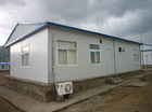 steel structure prefabricated sip house