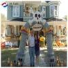 Halloween ourdoor inflatable arch