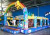 SpongeBob Inflatable Amusement Park/SpongeBob inflatable Fun City