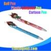Ball pen, cartoon pen, plastic ballpoint pen