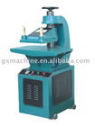 Hydrulic plastic bag punching machine