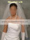 Beautiful bridal veils V-003