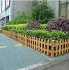 beautiful WPC garden fencing