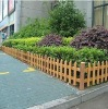 beautiful WPC garden fencing
