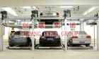 Economical mechanical automated parking system