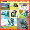 small 45kg corn puffs snack machine / expanding corn snack extrusion