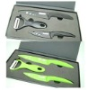 Alibaba Promotion 2pieces knife Business gift set