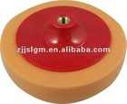 Orange Sponge Car Polishing Foam Pads