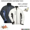 MEN'S AND LADIES UN-PADDED SPRING /AUTUMN WATERPROOF/ WINDPROOF/ BREATHABLE/ LIGHTWEIGHT JACKETS/COATS