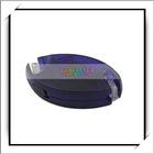HOT! RJ45 Cat 5 6 Lan Ethernet Splitter Connector Adapt -CL087BU