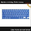 2012 best hot selling silicone keyboard for macbook keyboard replacement,For Apple MacBook 13.3