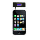 MFI fm transmitter in car for Iphone&Ipod