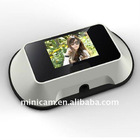 Digital Door Peephole Viewer 150 degrees Cam 2.5inch LCD