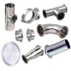 sanitary Stainless steel Pipe Fittings hygienic standard