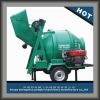 2012 hot selling diesel engine concrete mixer