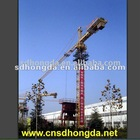 (3T-25T) Mobile, Outside-climbing, Inside-climbing and Luffing, Flat-top )Tower Cranes