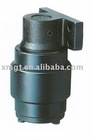 Good quality carrier roller top roller up roller upper roller for Hitachi excavator spare parts