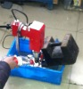 DXKS-350 Electric spark perforator / remove screw machine