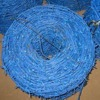 China panrui PVC Coated Barbed Wire (ISO9001:2008 hot sales)