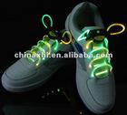 Fashionable Flashing Shoelaces