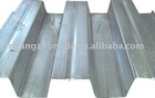 galvanized/alu-zinc steel floor decking sheet