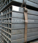 Hot rolled carbon steel square pipe(Q195,Q235B,Q345B,A36,SS400,S235JR,S355JR)