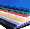 Colorized Plastic Corrugated Board