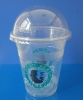 Plastic Disposable Cup with dome lids