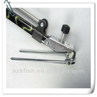 1.5m aluminum fishing rod holder fishing tackle