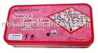 Tin cigarette box