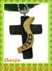 New design unique religious diamond studded cross pendant