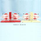 Cartoon PIG children book support desk organizer