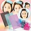 Ribbon Velcro Hair Fringe Holder / Lovely Ribbon Shape,Velcro magic roller