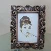 Resin antique photo frame