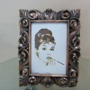 Resin antique photo frame