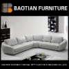 Baotian Furniture 2012 Modern Genuine Leather Corner Sofa For Home Or Hotel #0780
