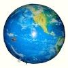 Inflatable Globe Sprinkler Ball