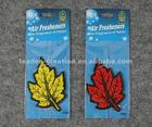 make hanging paper car air freshener