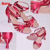 08B5L122 Latin ladies ballroom latin dance shoes