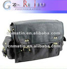 2012 new design PU leather dslr camera bag