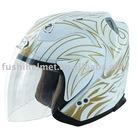DOT open face helmet 806 1# Decal (W/G)