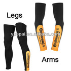Full printing cycling kits Arm warmer and Leg Warmers