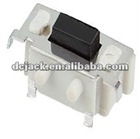Size 3*6mm Closed Push button Switch