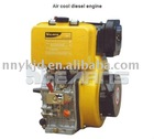 Air cooled diesel engine series