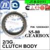 S5-80 2/3G. CLUTCH BODY