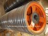cast iron v pulleys
