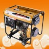 CE Certificated 5KW Max. Diesel Generator_WH5500DG