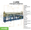 Corrugating Machine for cooling pad production