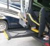 Power Wheelchair Lift for Van and Minivan (WL-D-880)