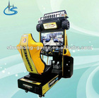 Hot Hummer driving car amusement racing game machine